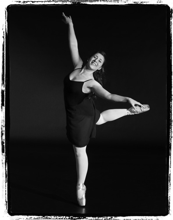 Former student hired by ballet company