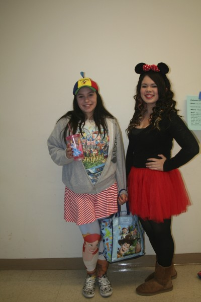 Spirit Day 4: Disney Day!