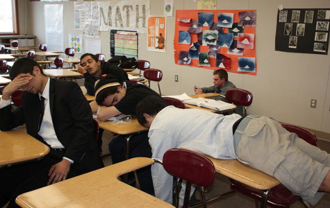 Senioritis plague threatens students