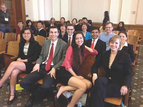 Mock trial shines at state