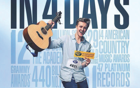 Cal High alumnus' singing career takes off