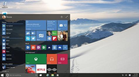 "Digital Paw Print: A New ""Start"" For Windows"
