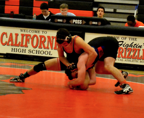 Wrestlers win league championship