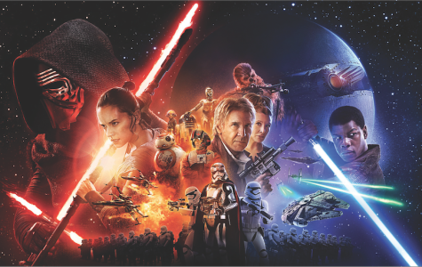 'The Force Awakens' this month from a very long nap