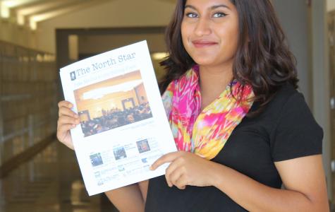 Senior runs her own newspaper