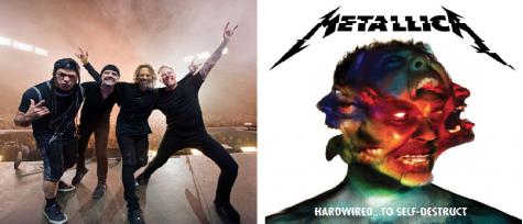 Legendary band Metallica returns