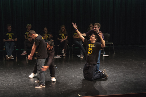 Cal High's Mission Improvable