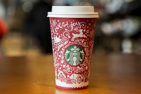 Holiday Starbucks cups launched