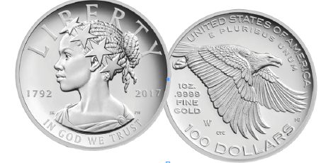 U.S. Treasury celebrates diversity with a new coin