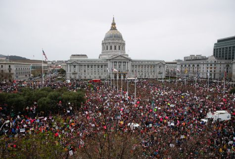 Women's marches held across nation