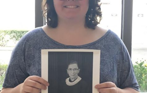 Student interviews Justice Ginsberg