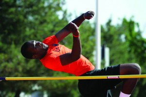 Frazier flies high to win state