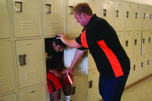 Tips for freshman: Learn the ways of the hallways
