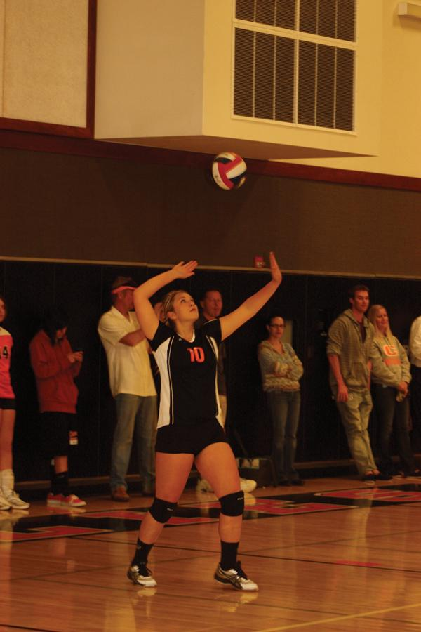 Volleyball soars to NCS Finals