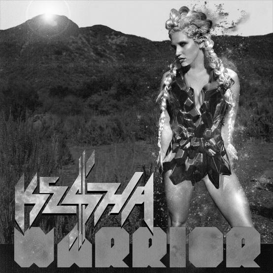 Ke$ha's 'Warrior' tears up charts