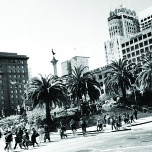 Cities heatin' up spring fever- San Francisco