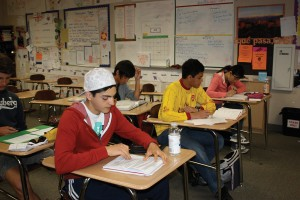 All English learners moving to DVHS