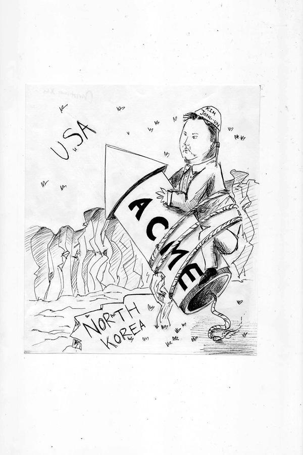 april editorial cartoon  u2013 the californian