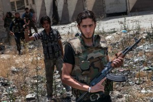 Government should not interfere with conflict in Syria