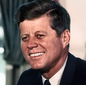 The Speech JFK Never Made