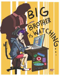 Schools monitoring students' social media