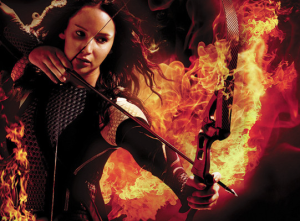 'Catching Fire' is blazing