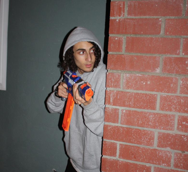 Shots fired during Assassins