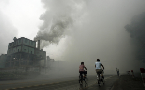 Chinese government needs to take responsibility for pollution