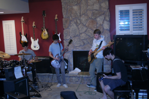 Local rock band not so Rundown