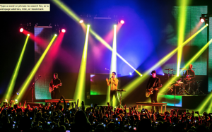 Fans Panic! over popular band's recent concert