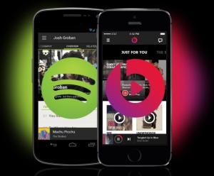 New app rivals Spotify