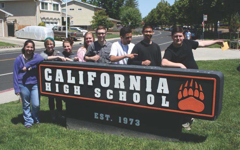 Seniors say goodbye to The Californian