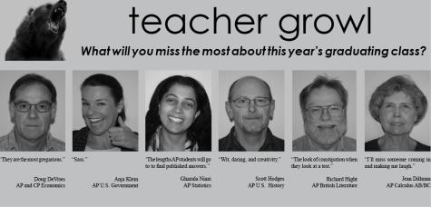 Teacher Growl