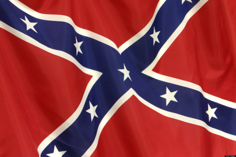 Flag confiscation creates controversy