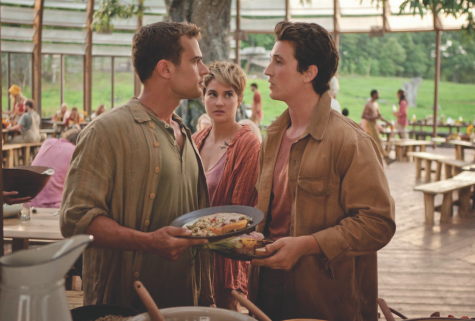 Tensions rise in 'Insurgent'