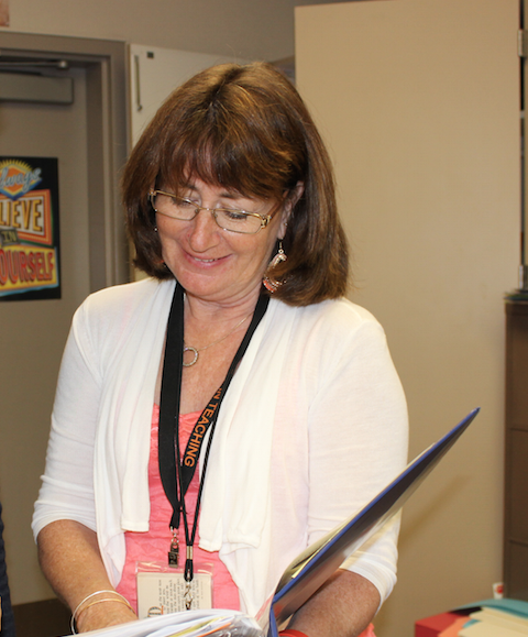 Retiring teachers leave the Grizzly den