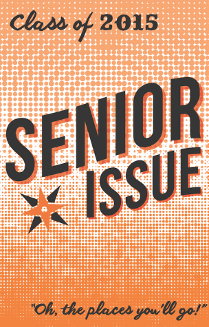 Senior Issue Cover