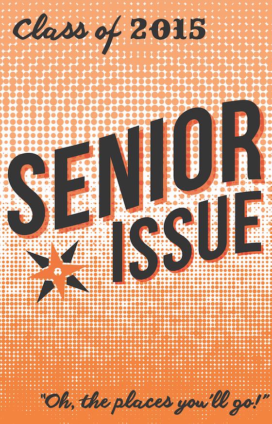 Senior Issue Cover