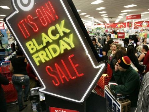 The Black Friday food chain