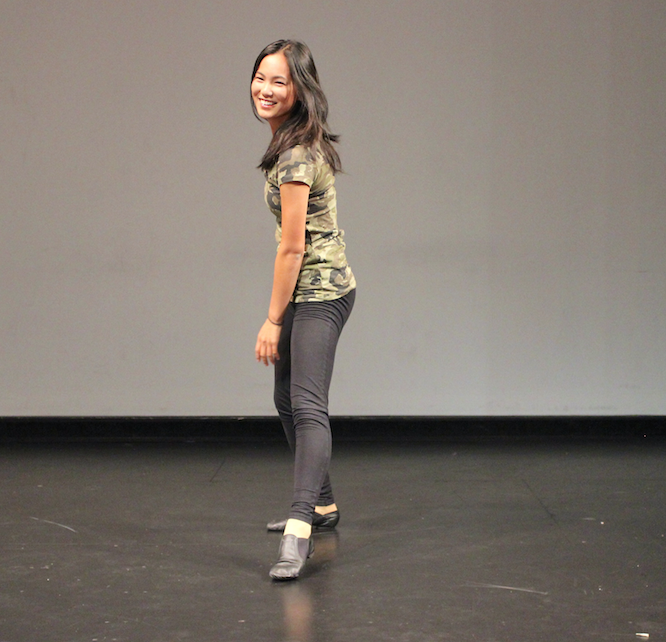 Sophomore Erika Shen is an incredibly talented ballet dancer who has won several awards.