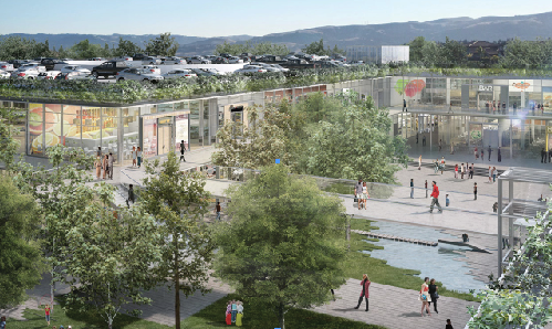 Downtown San Ramon to be completed in 2018