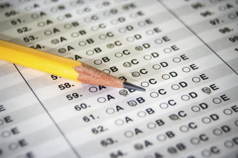 Standardized+Test+with+Pencil