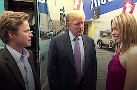 Trump Tape shows true colors