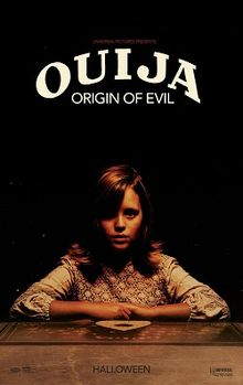 The poster for 'Ouija: The Origin of Evil' gives viewers a frightening sneak peak of what to come.