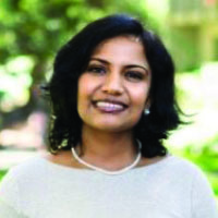 Challenger Susmita Nayak entered City Council race late.