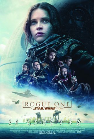 """The latest Star Wars film, """"Rogue One,"""" opens tonight. All members of the cast are new to the Star Wars universe."""
