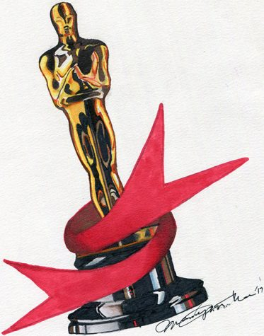 The 89th Academy Awards will air on Feb. 26 at 8 p.m.