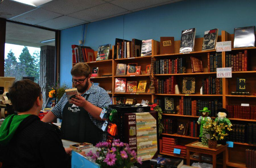 Bay Books set to close in April