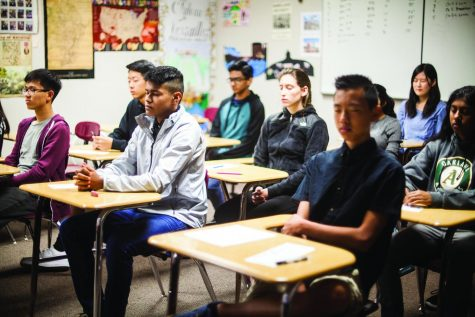 Cal High language classes embrace art