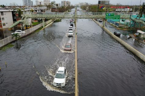 Trump, Bush and natural disaster recovery